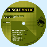 Junglematic Ep By Neblina Sound