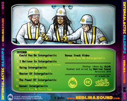 Intergalactic Mashups by Neblina Sound