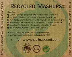 Recycled Mashups Vol. 1 by Neblina Sound