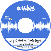 Likkle Sergiote  - Di Good Vibration