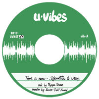 Djemetta & U-Rie - Time Is Now