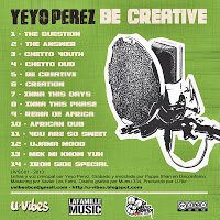 Yeyo Pérez - Be Creative